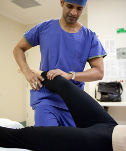 Dr Jit Balakumar | Hip Assessment