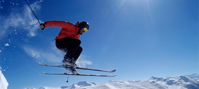 Downhill Skiing - commonly injured ACL